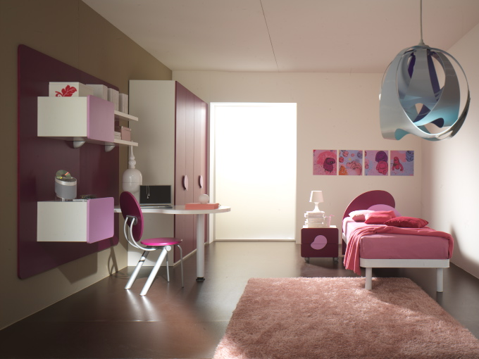 Dječje sobe veselog dizajna - Dane Mobili